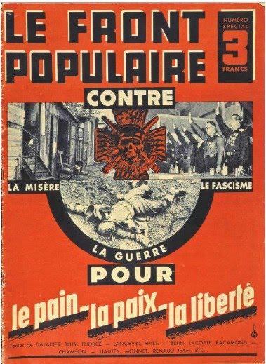 le front populaire 3eme
